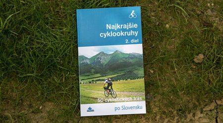 Recenzia: Kniha - Najkrajšie cyklookruhy 2. diel