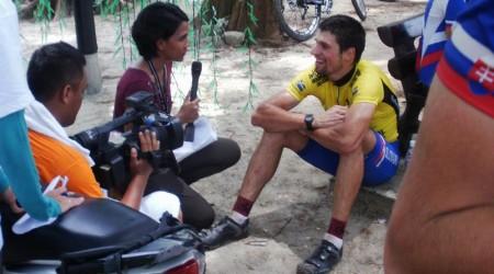 Fotogaléria: Ako reprezentácia Slovenska v MTB zbierala cenné UCI body v Malajzií a Michal Lami vyhral etapové preteky