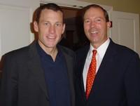 Armstrongova ďalšia kariéra: politická?