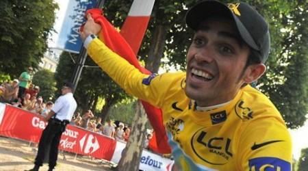 RFEC zbavila Contadora dopingových podozrení