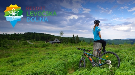 Cykloturistika vLevočských vrchoch