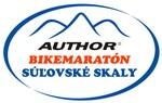 Author bikemaratón Súľovské skaly za dverami