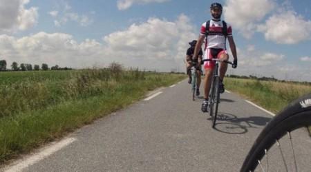 Cesta z Londýna do Amsterdamu na fixed gear cez 4 krajiny s dĺžkou 535 km