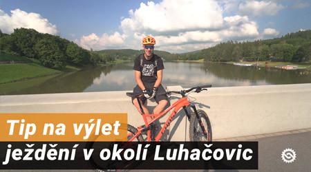 Video: Tip na výlet - Jezdění v okolí Luhačovic