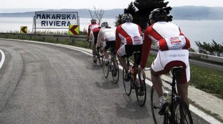 Jarné cyklistické kempy