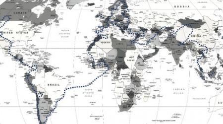 Okolo sveta na bicykli - Karol Voltemár