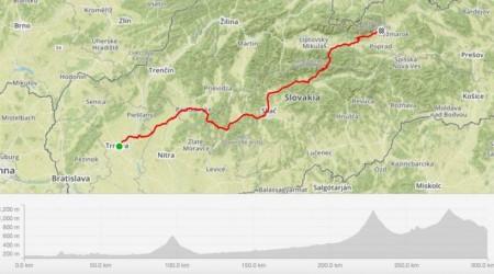 Cyklomaratón Trnava – Rysy: 300km po stopách vojenskej posádky z roku 1944