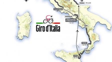 Giro 2011 veľmi ťažké, nechýba ani Etna