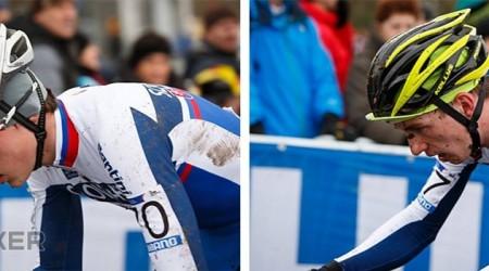 Van Aert je novým majstrom sveta v cyklokrose, Haring na 29. mieste a Keseg Števková na 28. mieste