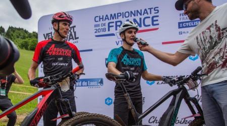 Prvé majstrovstvá sveta horských elektrobicyklov