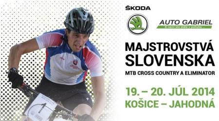 Pozvánka: Majstrovstvá Slovenska v MTB XCO a Eliminátor