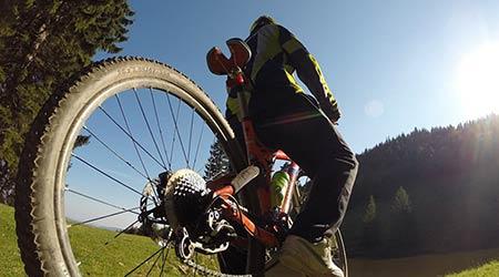 Pre milovníkov MTB cyklistiky