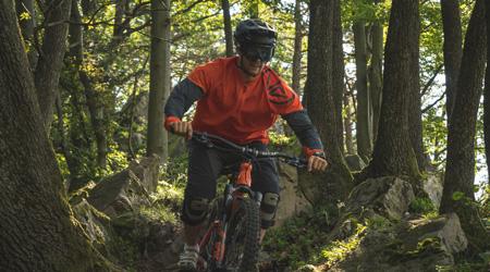 Výbava do terénu pre trail a enduro