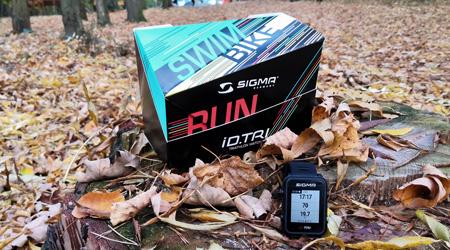 Test: smartwatch SIGMA iD.TRI - novinka pre dohľad nad vaším športovým úsilím