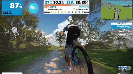 Virtuálne MTBIKER jazdy na Zwifte - ako, kedy, prečo