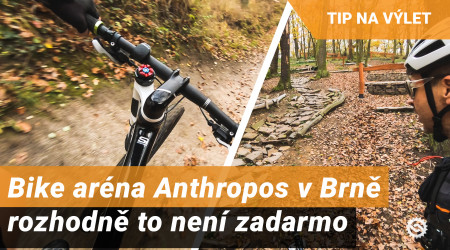 Video: Bike aréna Anthropos v Brně - rozhodně to není zadarmo