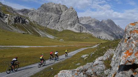 Reportáž: Švajčiarsky Nationalpark Bike-Marathon – ako chutí trail vo výške 2 700 m.n.m?
