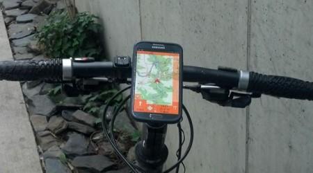 Mapy a aplikácie SmartMaps pre cyklistov