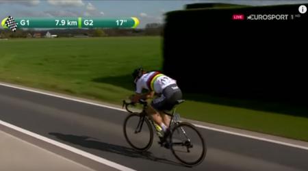 Okolo Flámska 2016 - Na tento výkon Petra Sagana sa len tak nezabudne
