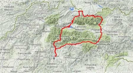 Cyklistická repríza: 400 kilometrov po obvode Tatier opäť po roku