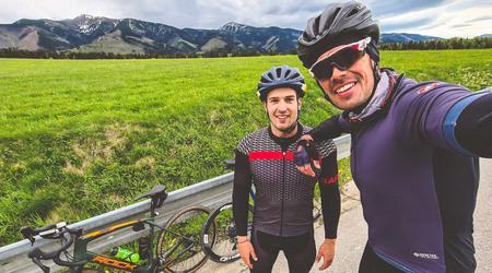 Adam a jeho prvých 200 km alebo moja obľúbená trasa na Orave
