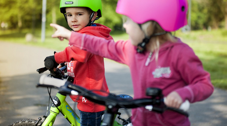 Výber detského bicykla –na čo si dať pozor, aby sadol vášmu malému cyklistovi