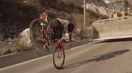 Road Bike Freestyle