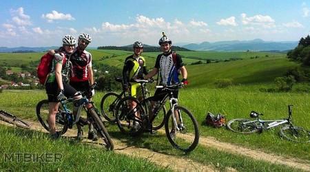 Reportáž - Poloorientačný nesúťažný MTB maratón LAPIERRE PEDÁLovník Rajecká dolina
