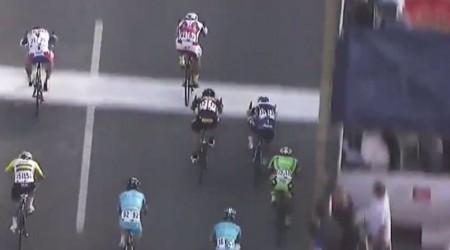 Peter Sagan finišoval na výbornom druhom mieste v 4. etape Okolo Kataru