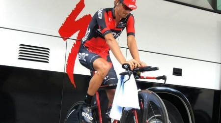 V 2. etape Okolo Poľska skončil Peter Velits 28. a Martin Velits na 36. mieste