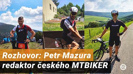 Video: Petr Mazura - redaktor českého MTBIKER