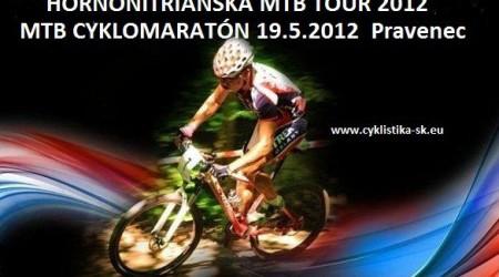 Hornonitrianský MTB maraton 19.5.2012