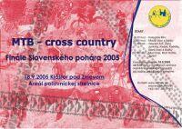 Finále Slovenského pohára MTB XC 2005