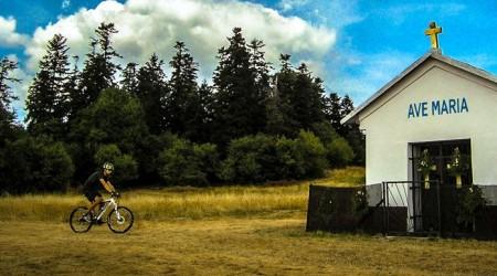 Bicyklom po Slovensku okolím Banskej Štiavnice Veľkým hodrušským okruhom