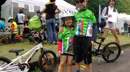 Aké bolo 3. kolo Detskej tour Petra Sagana vKarlovej Vsi?