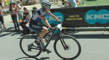 Radka Paulechová bodovala na svetovom pohári juniorov MTB
