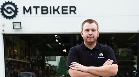 Rozhovor: Vyštudoval právo a teraz riadi obchod MTBIKER centra