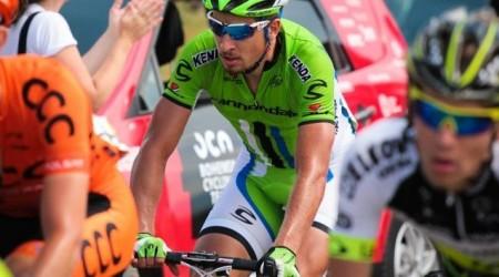 Peter Sagan po roku opäť druhý na Strade Bianche