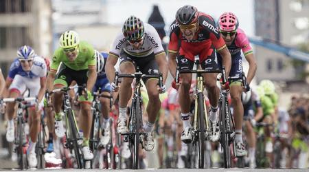 Sagan v Montreale druhý, triumf Van Avermaeta