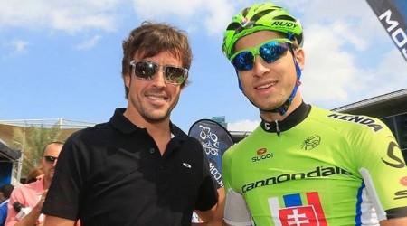 Sagan spadol v záverečnej etape v Dubaji, vyhral Kittel