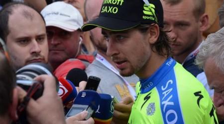 Peter Sagan sa stal suveréne majstrom Slovenska v pretekoch s hromadným štartom