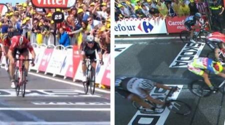Peter Sagan tesne druhý v 2. etape, v celkovom poradí štvrtý