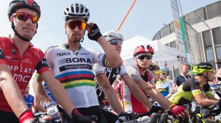 Peter Sagan zakončil klasikársku jar štvrtým miestom na včerajších pretekoch Amstel Gold Race