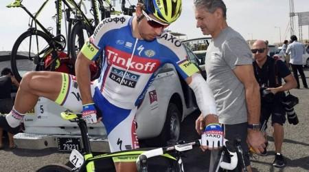 Peter Sagan finišoval v Katare opäť druhý a na víťazstvo mu chýbalo iba pár centimetrov