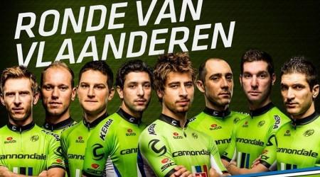 Sagan zaostal a Cancellara obhájil triumf na Okolo Flámska