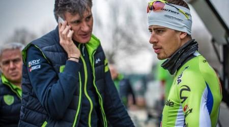 Športový riaditeľ tímu Cannondale Zanatta - ľudia zabúdajú, že Sagan má iba 24 rokov