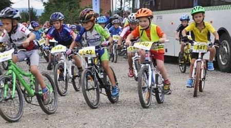 Reportáž: Detská tour Petra Sagana - 7.kolo Granč