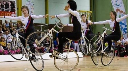 Frýbortová získala pre Slovensko prvú individuálnu medailu z MS v sálovej cyklistike v histórii