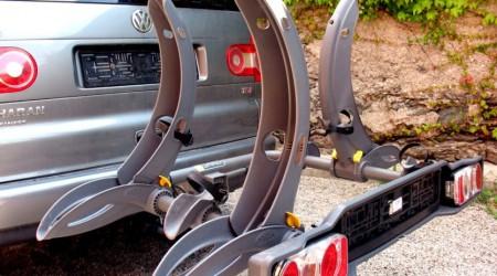 Test: Saris Thelma 3 – autonosič šetrný k rámu bicykla