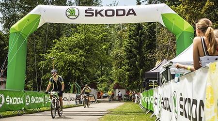 ŠKODA BIKE OPEN TOUR šťastne ukončila už svoj 6. ročník